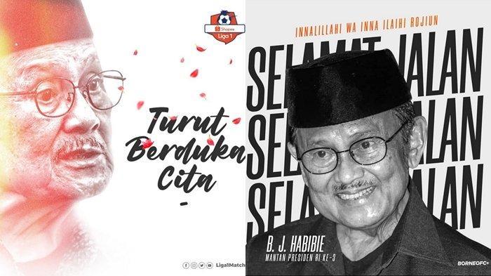 BJ Habibie Dimata Walikota Balikpapan Rizal Effendi, Pria yang Jadi Panutan Generasi Muda