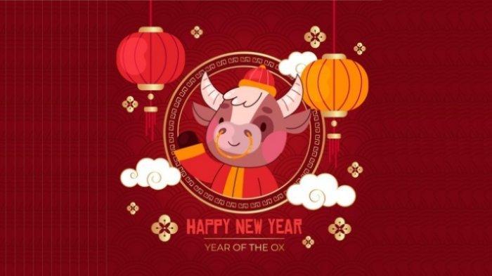 Ucapan Imlek 2021, Tahun Baru Imlek 2572 dan Arti Gong Xi Fa Cai, Bagikan di WA atau Update Status