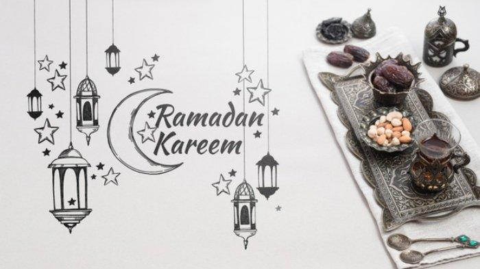 Ucapan Marhaban Ya Ramadhan 2021 Lengkap Gambar Poster Dikirim Via Whatsapp Atau Share Medsos Tribun Kaltim