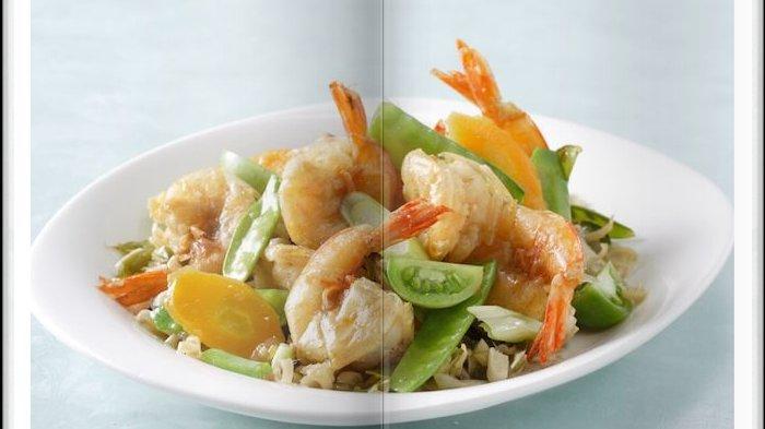 Cara Bikin Udang Tumis Sayuran Super Enak, Hidangan Nikmat untuk Berbuka Puasa
