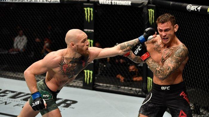 UFC 257 - Pertama Kali Buat KO McGregor, Tapi Bayaran Dustin Poirier Kalah Jauh dari The Notorious