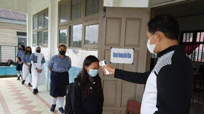 PTM di Kutai Barat, Sekolah Wajib Dapat Rekomendasi dan Menerapkan Prokes Ketat