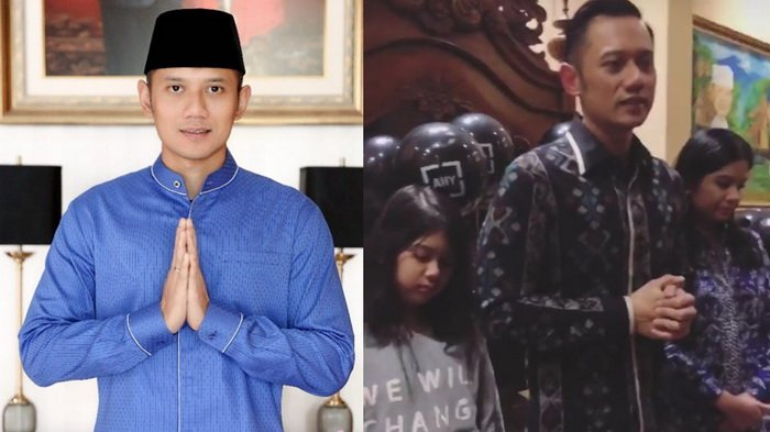 Agus Harimurti Yudhoyono Rasakan Duka Mendalam: Doakan Amal Ibadahnya Diterima Allah SWT