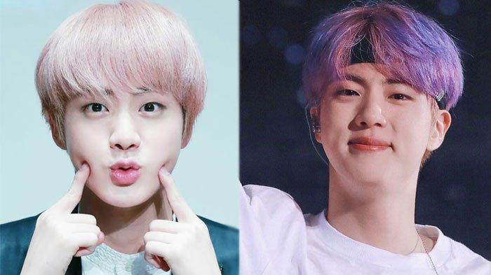 Ulang Tahun Jin BTS 4 Desember, Terpilih jadi Pria Paling Ganteng Sedunia hingga Tampil di MAMA 2019