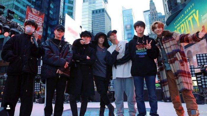Ulang Tahun Ke-7 BTS, Inilah Lagu BTS Paling Favorit Menurut ARMY, Hari Ini BANG BANG CON The Live