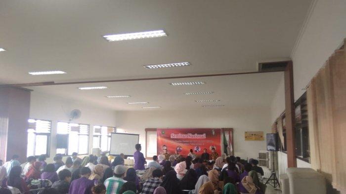 Unikarta Adakan Seminar Nasional dengan Tema Pro Kontra Revisi UU KPK & RUU KUHP, Ini Pembicaranya