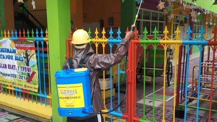 Tiru Cara Bonek Jaga Surabaya dari Covid-19, Ultras Gresik Rela Lakukan Ini Demi Cegah Virus Corona