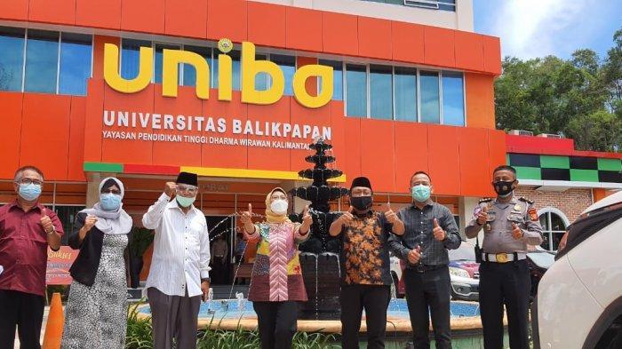 Wakil Ketua Komisi X DPR Kunjungi Universitas Balikpapan, Siap Sinergi Beri Beasiswa bagi Mahasiswa