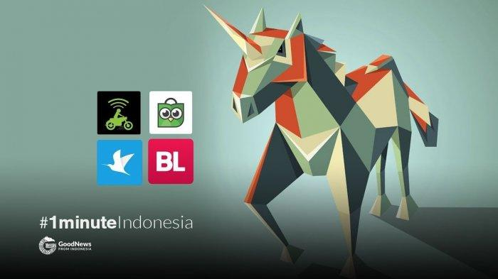 Ovo jadi Unicorn Kelima di Indonesia, Berikut 4 Starup Lainnya yang Telah Menyandang Gelar Unicorn