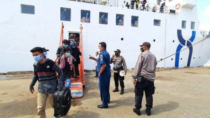 KSOP Samarinda Sebut Kapal Hanya Bawa Barang Kecuali Beberapa Syarat Berikut Ini