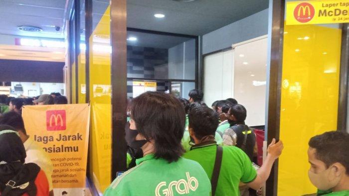 Timbulkan Kerumunan karena Promo Restoran Cepat Saji, Pengelola Mall SCP Samarinda Hubungi Satgas