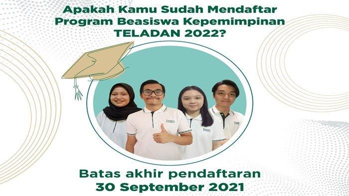 Mau Dapat Beasiswa Kepemimpinan Teladan 2022? Simak Syarat dan Batas Pendaftarannya