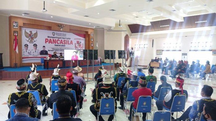 Hari Lahir Pancasila, Generasi Muda Dinilai Jadi Tonggak Perkuat Ideologi Pancasila di Malinau