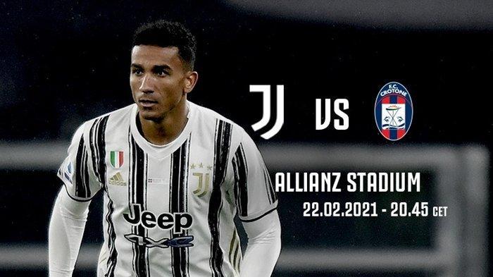 NONTON Juventus vs Crotone Lewat HP, Catat Link Live Streaming, Pirlo Beri Pesan Khusus ke Ronaldo!