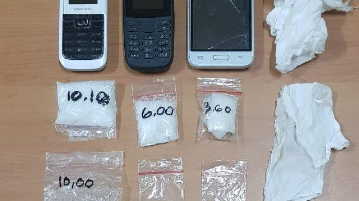 Kelabui Petugas Lapas Narkotika Samarinda, Sabu Dibungkus Tisu Dimasukkan ke Kulit Rambutan & Dilem