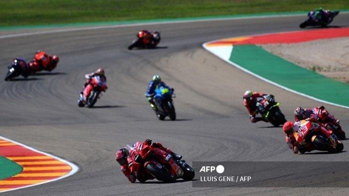 Klasemen MotoGP 2021 Terbaru Usai GP Aragon, Quartararo Rawan Digusur, Marquez Naik 2 Peringkat