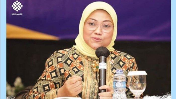 Menaker, Ida Fauziyah.