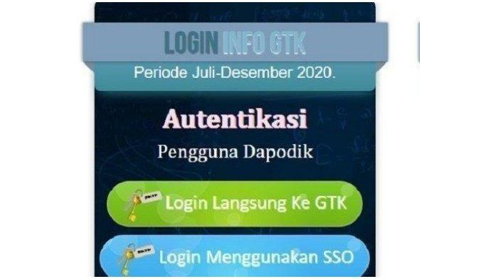 UPDATE info.gtk.kemdikbud.go.id, Syarat agar BLT Guru Honorer Bisa Cair dan Contoh Format SPTJM BSU