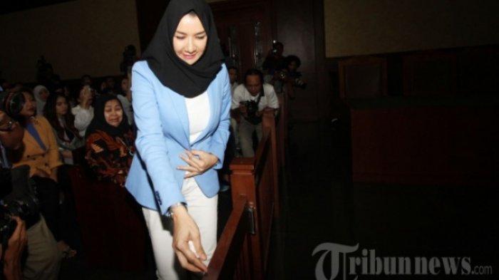 UPDATE Kasus Rita Widyasari, Dugaan Pemberian Uang Rp 5 M pada Mantan Penyidik KPK & TPPU Didalami