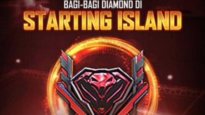 UPDATE Kode Redeem Free Fire 22 Februari 2021, Bagi-bagi Diamond di Starting Island dan Bundle baru