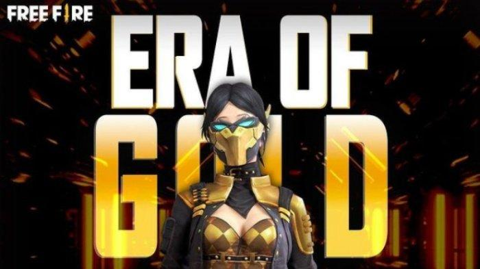 Update Kode Redeem Free Fire 3 Februari 2021 Ada Bundle Era Of Gold Buff Mask Info Ff Season Ii Tribun Kaltim