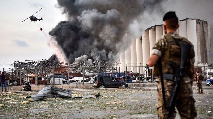 Update Ledakan Lebanon, Satu WNI Jadi Korban, Begini Kondisinya, KBRI Jelaskan Dugaan Awal Penyebab
