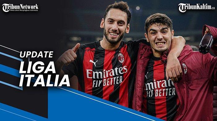 NEWS VIDEO Update Serie A, Lengkapi Skuad Muda AC Milan ...