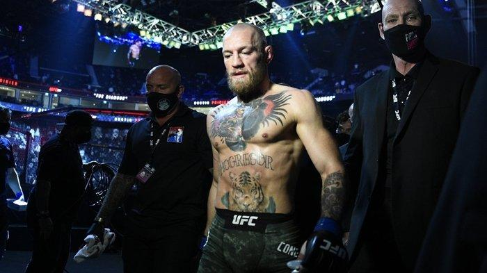 Update Ranking UFC - Conor McGregor terlempar dari daftar petarung top, Dustin Poirier Nomor 1