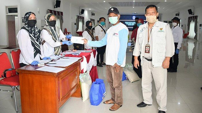 UPZ Pupuk Kaltim Gelontorkan Rp1,69 Miliar untuk Ribuan KK Terdampak Covid-19