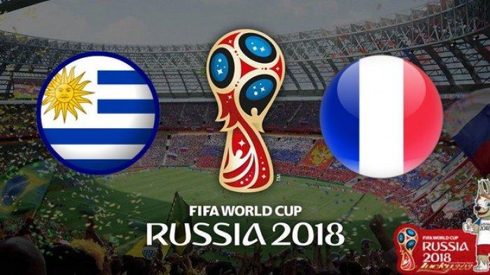 Uruguay Vs Perancis, Statistik Pertemuan, Bursa Prediksi, dan Perkiraan Starter