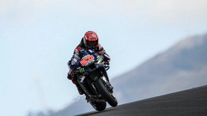 Urutan Start MotoGP Malam Ini dan Jadwal Race MotoGP Spanyol 2021 Live Trans7, UseeTV, Fox Sports