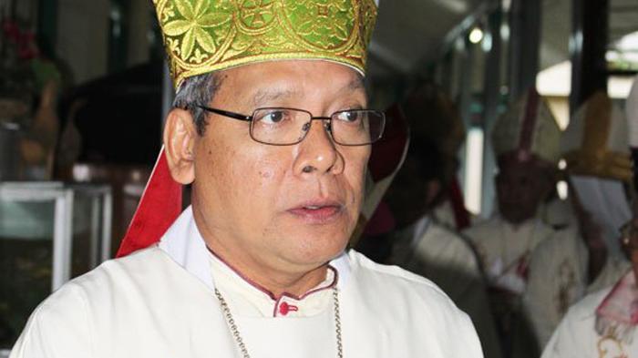Paus Fransiskus Tunjuk Mgr Yustinus Harjosusanto Jadi Uskup Agung Samarinda