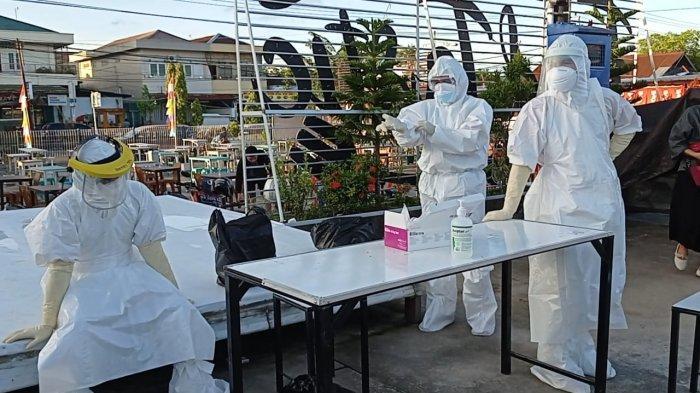 Vaksinasi Covid-19 di Kalimantan Utara, Ketua IDI Kaltara dr Franky Sientoro: Warga tak Perlu Takut