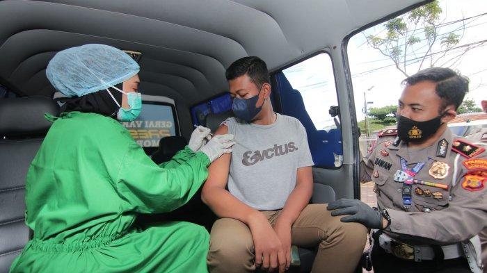 3 Minggu Berjalan, Gerai Vaksin Presisi Mobile di Balikpapan Catat Sekitar 400 Dosis Diberikan