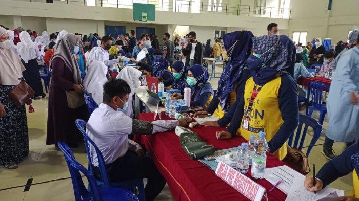 Disdik Samarinda Terus Genjot Vaksinasi Covid-19 Bagi Pelajar, Beberapa Sekolah Menunggu Giliran