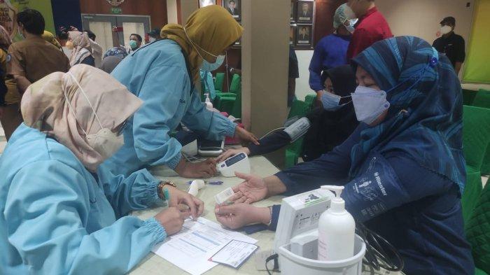 Vaksin Moderna Bakal Tiba di Bontang, Siap-siap Nakes Dapat Suntikan Dosis ke-3