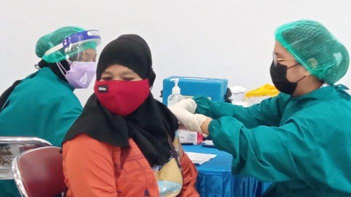 PKK Kaltim Gelar Vaksinasi Ibu Hamil dan Lansia di Samarinda, 15 Menit Pendaftaran Langsung Penuh
