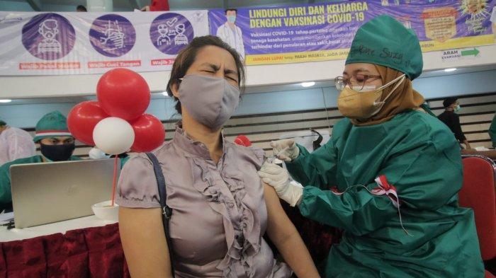 Jangan Anda Biarkan, Ini Cara Mudah Mengatasi Lengan Pegal Setelah Vaksin Covid-19