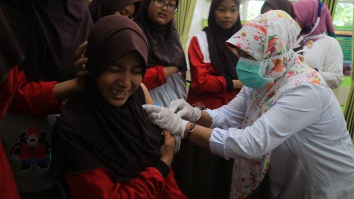 Pelaksanaan Vaksin Rubella Baru 85 Persen, Wali Kota Balikpapan akan Lapor Jusuf Kalla