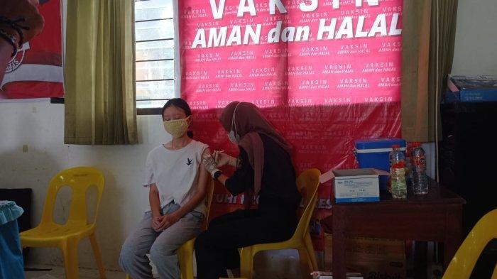 Cakupan Vaksinasi Dosis Pertama di Malinau Capai 51%, Pemkab Salurkan Vaksin Sasar Murid SMA