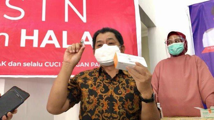 Vaksin Covid-19 Tahap 2 Sudah Tiba, Kabupaten Kutai Timur Akan Menerima 2.431 Vial