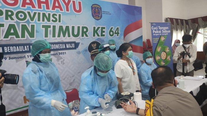 Masifnya Pengawasan PPKM Mikro dan Vaksinasi Dinilai Berhasil Menekan Kasus Covid-19 di Bontang