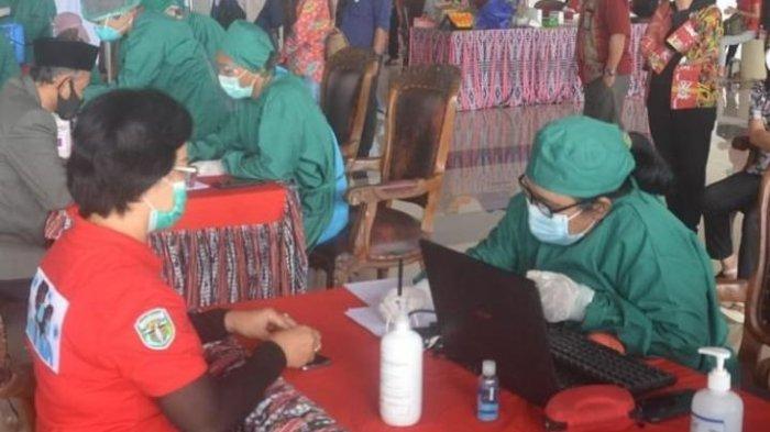 Vaksinasi Pelayanan Publik Belum Dilakukan, Dinkes Kutai Barat Tunggu Tanggal Pelaksanaan & Logistik
