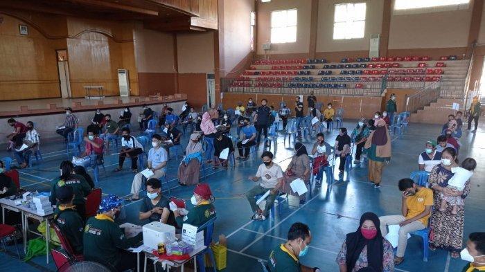 Vaksinasi di Nunukan Capai 40 Persen, Dinkes Sebut Masih Jauh dari Target