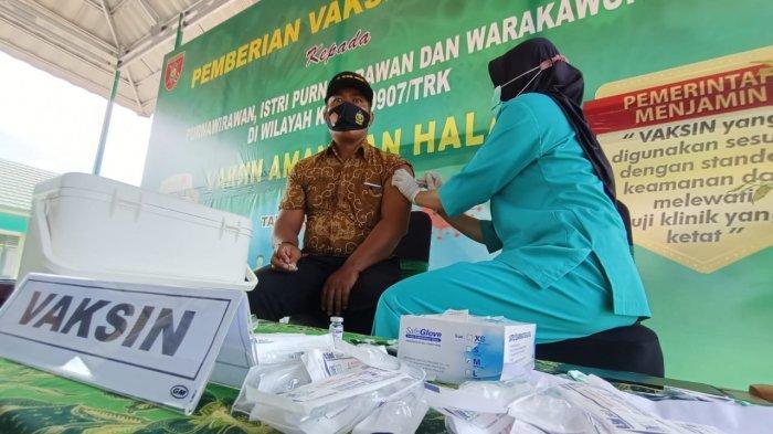 AstraZeneca Batch CTMAV 547 Sudah Bisa Digunakan, 30 Vial untuk Personel TNI dan Polri di Tarakan