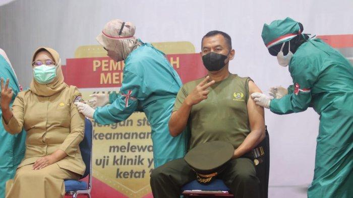Vaksin Booster untuk Nakes di Balikpapan Capai 63,3 Persen