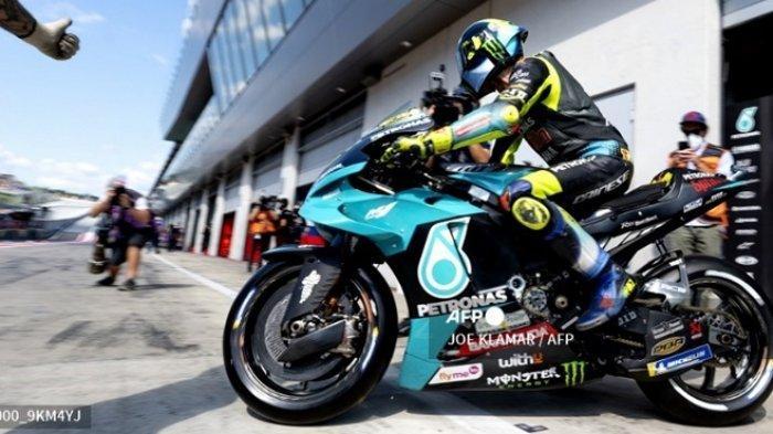 Jelang MotoGP Inggris 2021, Valentino Rossi Ungkapkan Keinginan Terakhirnya Sebelum Pensiun