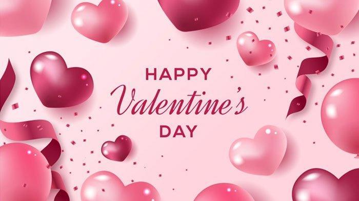 Lengkap Kata Kata Mutiara Paling Romantis Saat Hari Valentine Cocok Di Whatsapp Ig Fb Twitter Halaman All Tribun Kaltim