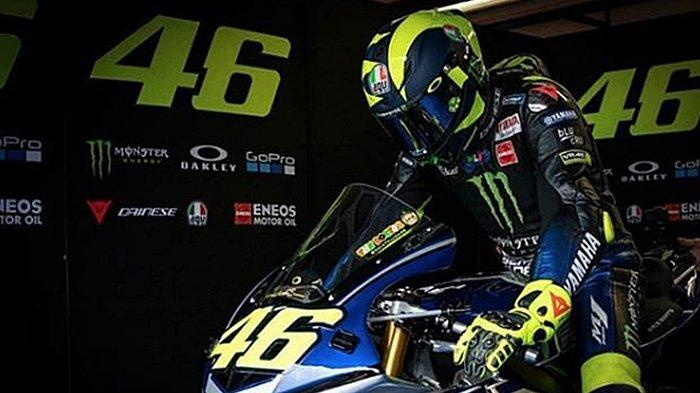 Rival Marc Marquez Belum Mau Pensiun, Valentino Rossi Justru Pasang Target Demi MotoGP 2020