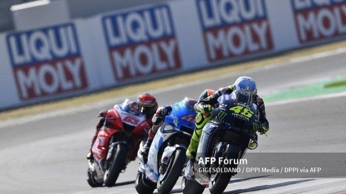 Hasil MotoGP Tadi Malam & Klasemen Akhir MotoGP 2020, Susunan Pembalap 2021, Wawancara Lengkap Rossi